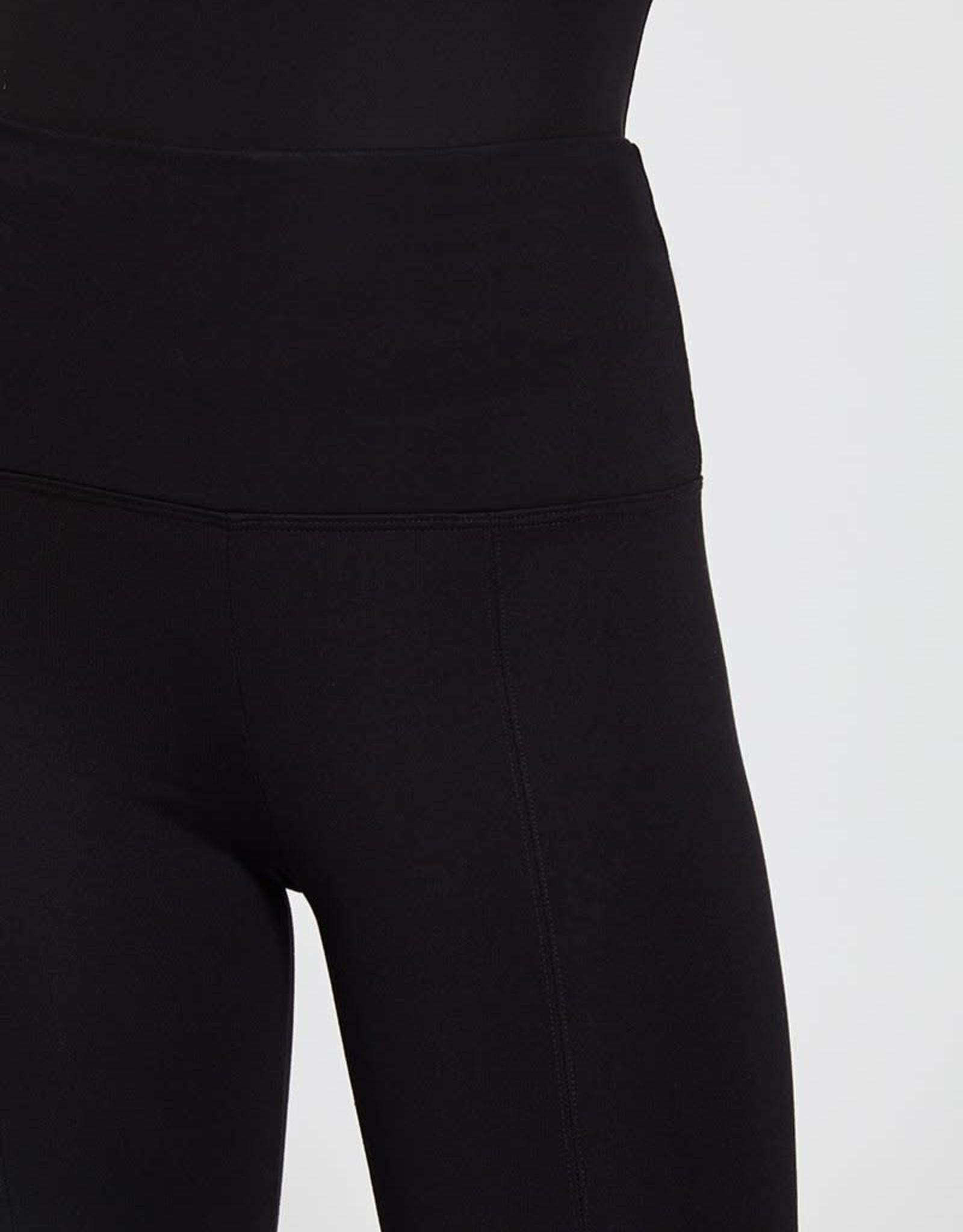 Lysse Black Ponte Legging w/Center Seam