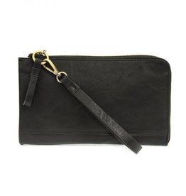- Black Convertible Wristlet & Wallet