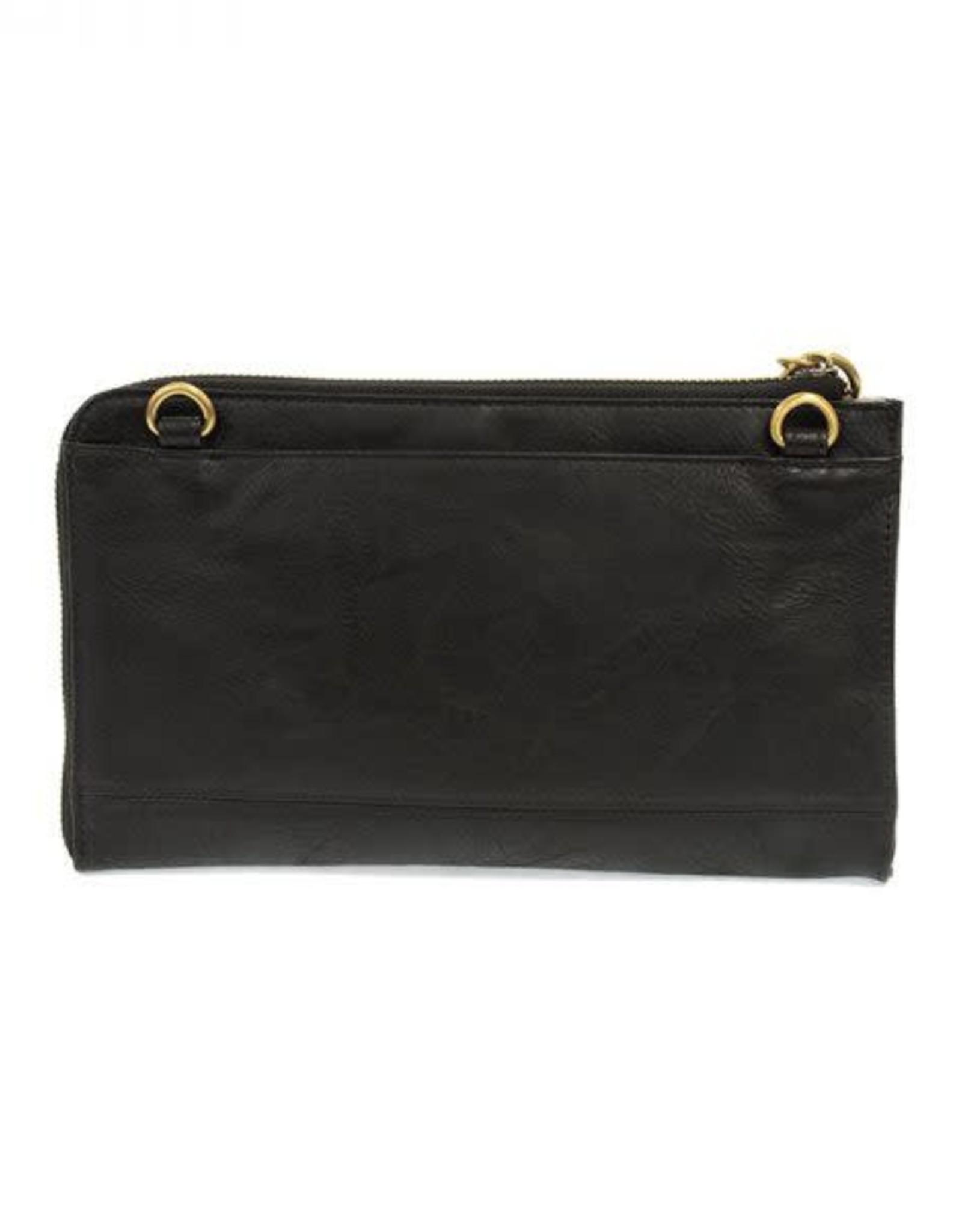 - Black Convertible Wristlet & Wallet