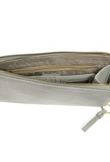 - Dusty Blue Convertible Wristlet & Wallet
