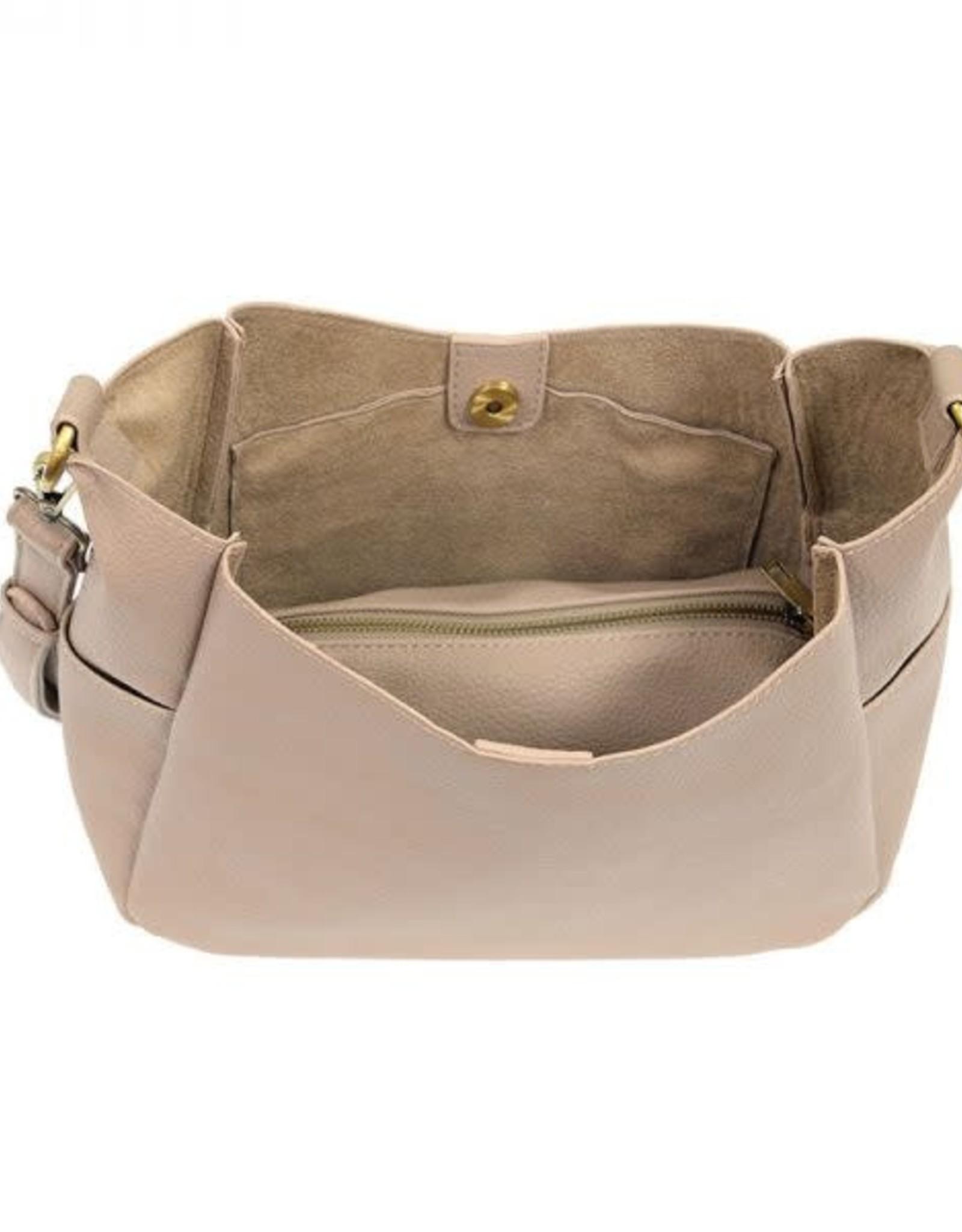 - Grey 3-in-1 Hobo Handbag