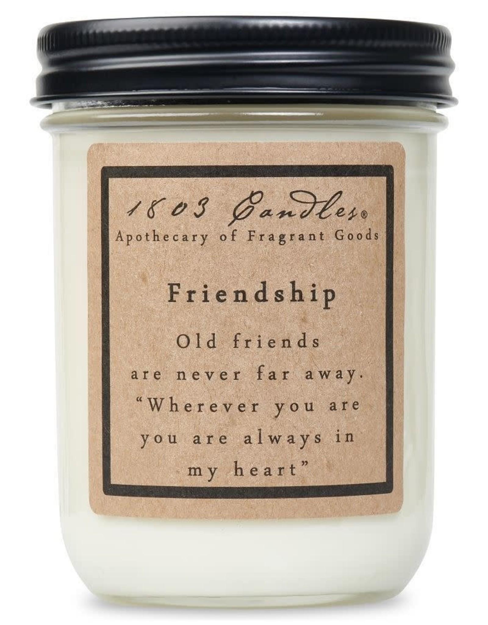- Friendship 14oz Soy Wax Candle