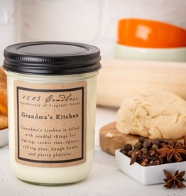 - Grandma's Kitchen 14oz Soy Wax Candle