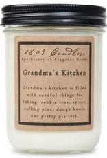- Grandma's Kitchen 14oz Soy Wax Candle