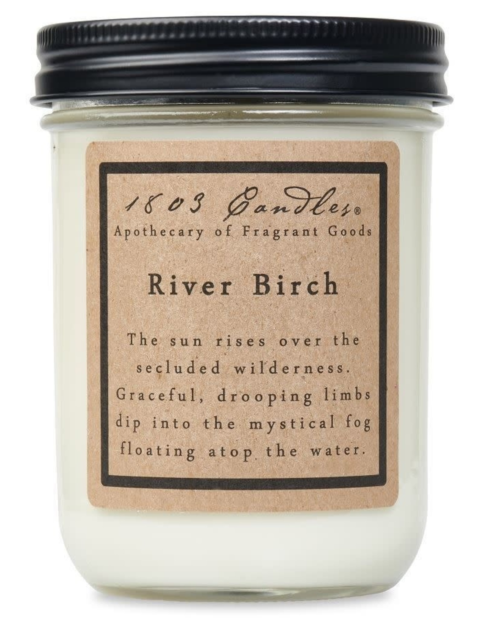 - River Birch 14oz Soy Wax Candle
