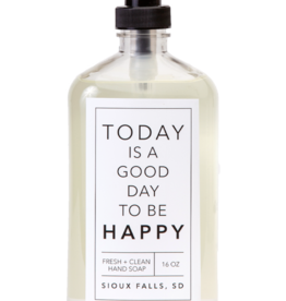 - Happy 16oz Liquid Hand Soap