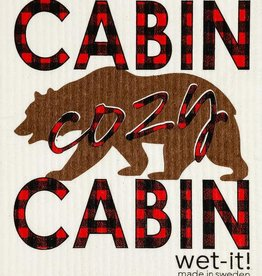 - Cabin Cozy Wet-it Cloth