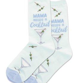 - Mama Needs A Cocktail Socks