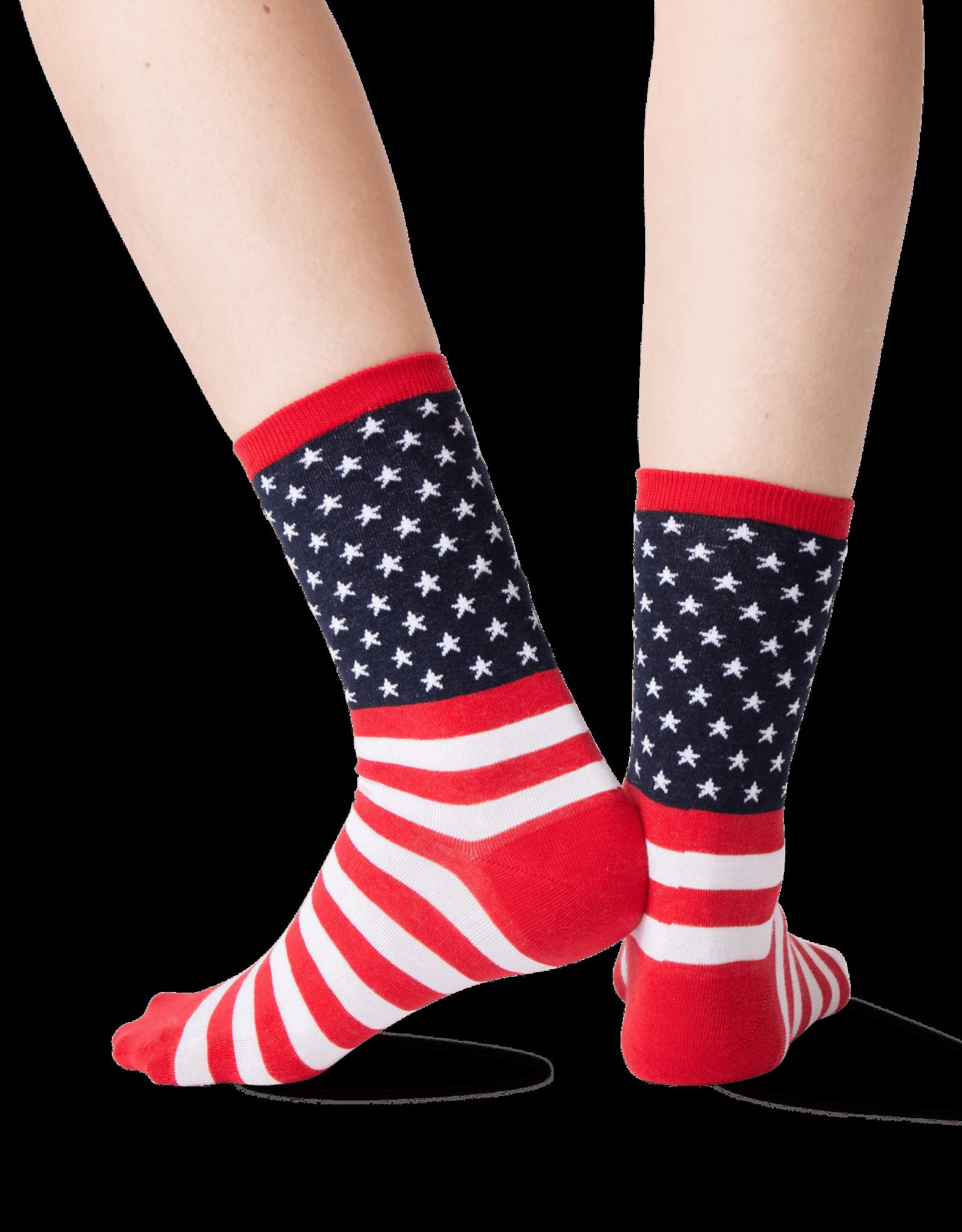 - American Flag Socks