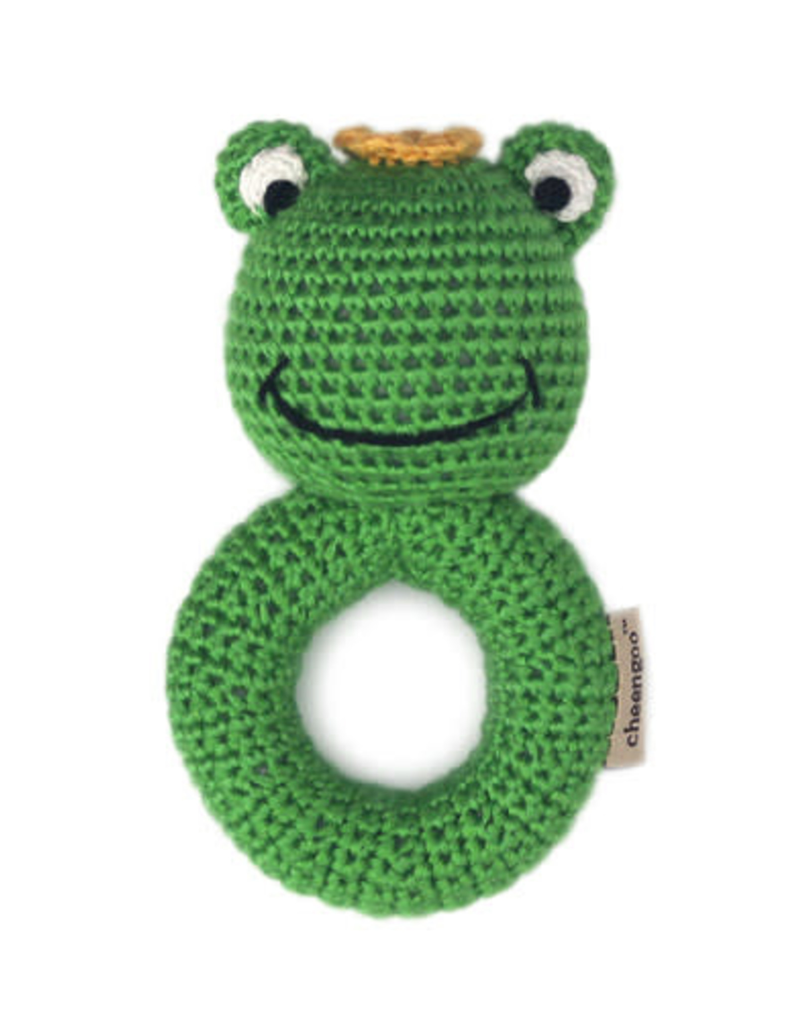 - Frog Ring Rattle