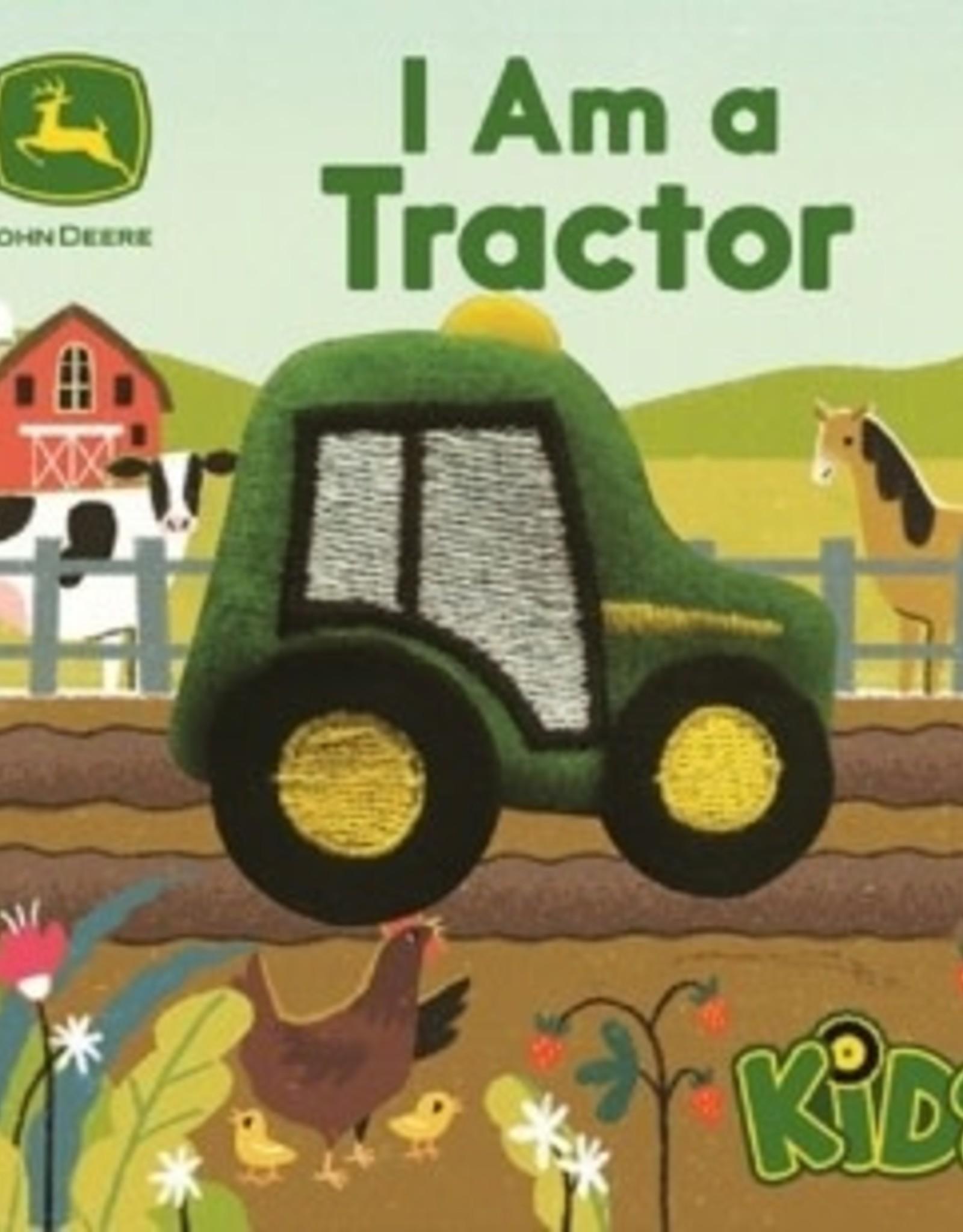 - I Am A Tractor Board Book
