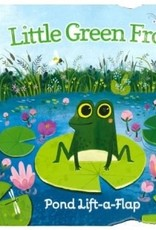 - Little Green Frog Board Book