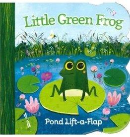 - Little Green Frog Board Book