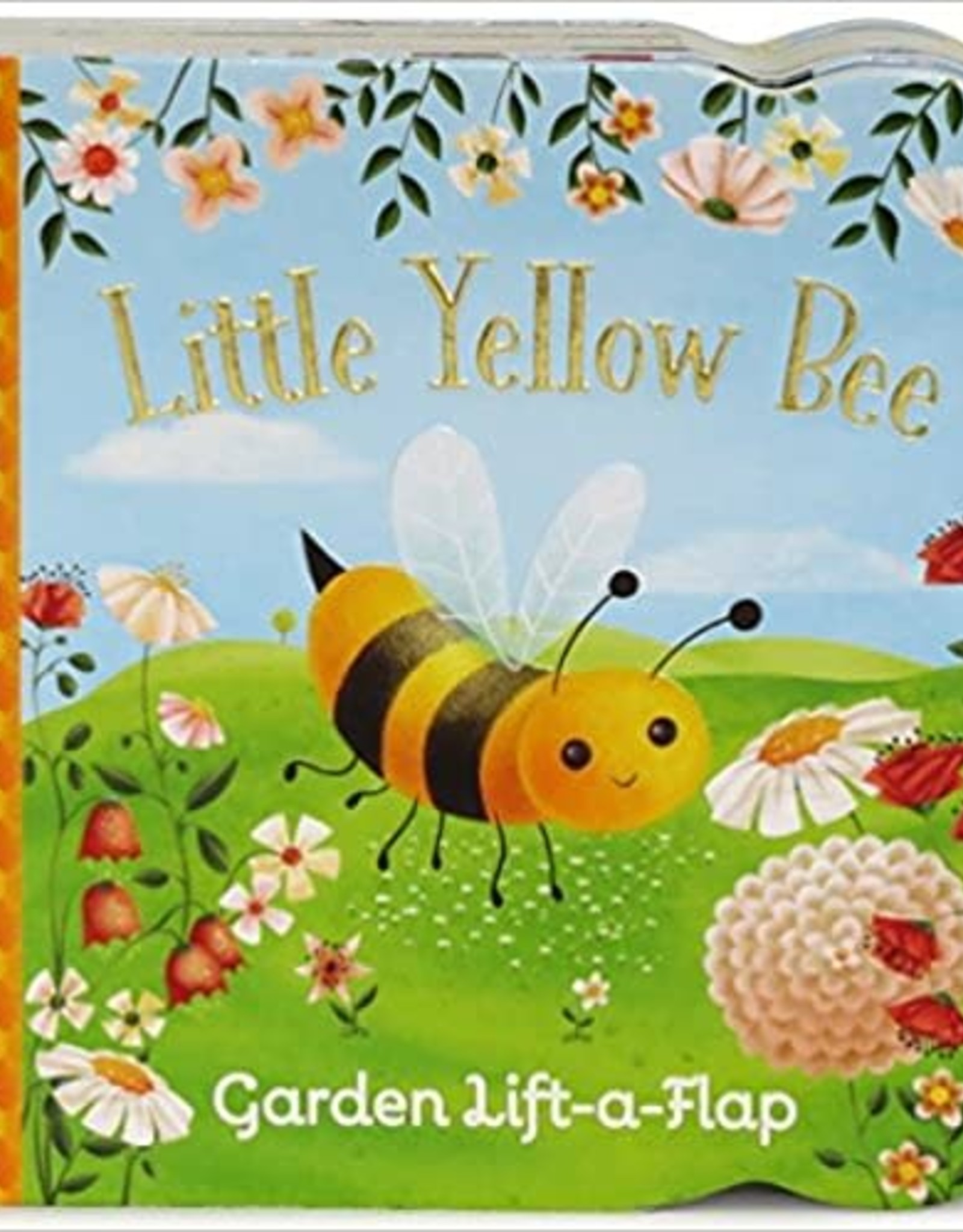 - Little Yellow Bee Board Book
