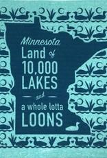 - MN Lakes & Loons Soak It Up Cloth