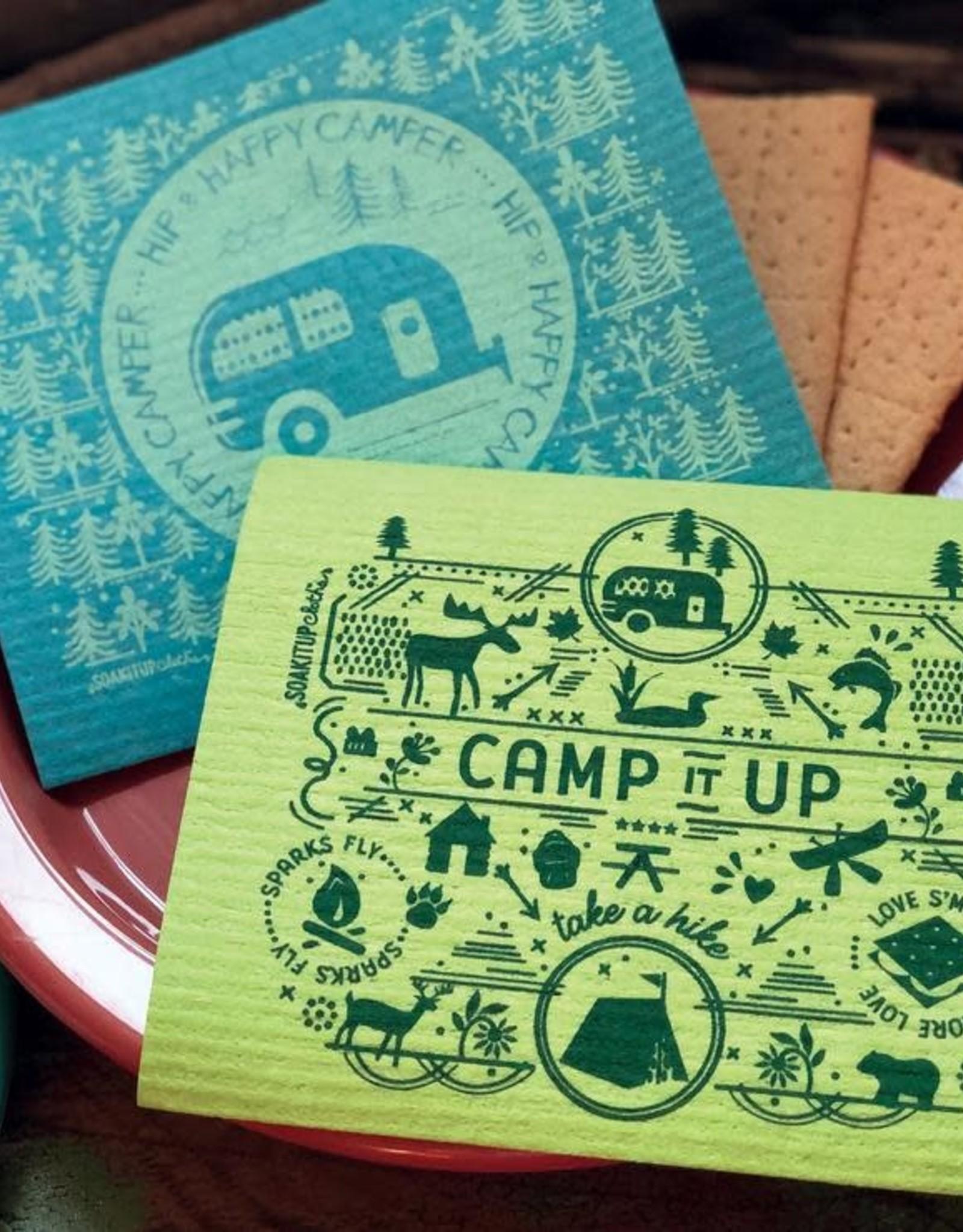- Hip & Happy Camper Soak It Up Cloth