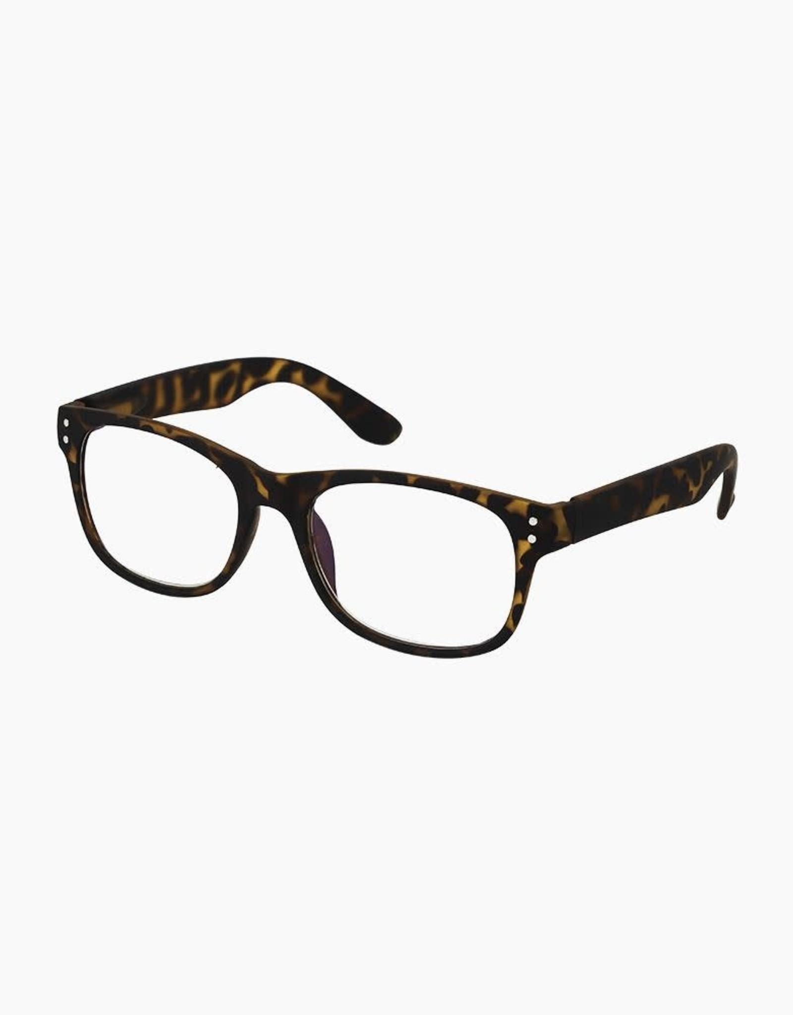 - Uptown Tortoise Blue Light Glasses