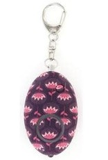 - Purple/Pink Floral Mini Alarm