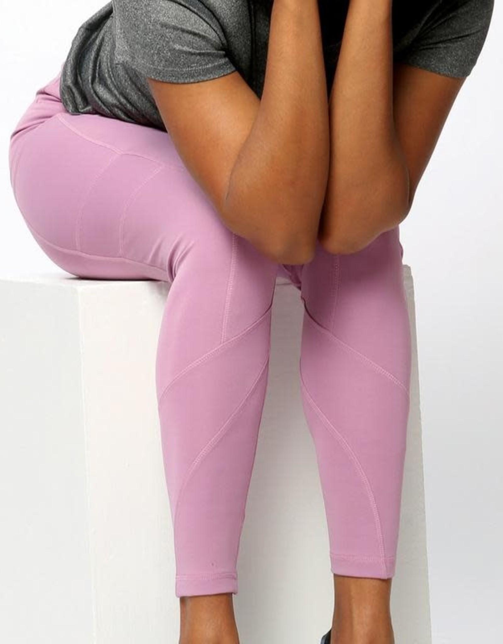 - Orchid Athletic Legging w/Side Pockets