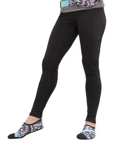 - Black Athletic Legging w/Side Pockets