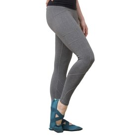 - Grey Athletic Legging w/Side Pockets