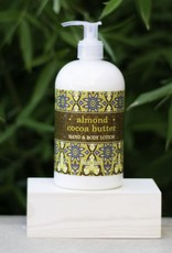 - Almond Cocoa Butter 16oz Lotion