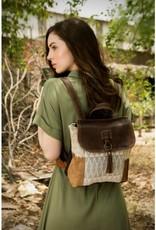 - Hanging Buckle Backpack Bag