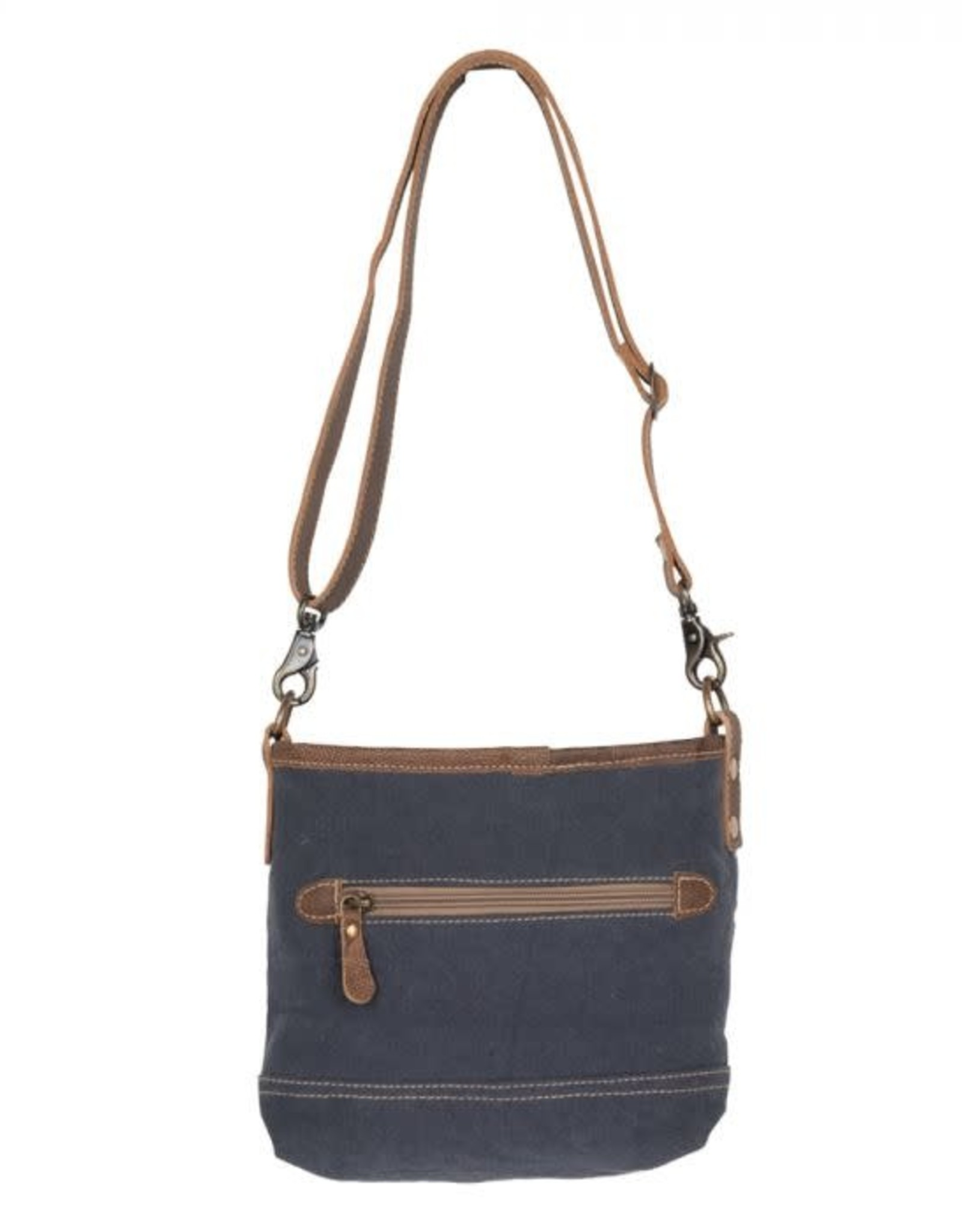 - Indigo Illusions Shoulder Bag
