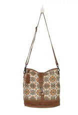 - Dipping Blocks Shoulder Bag