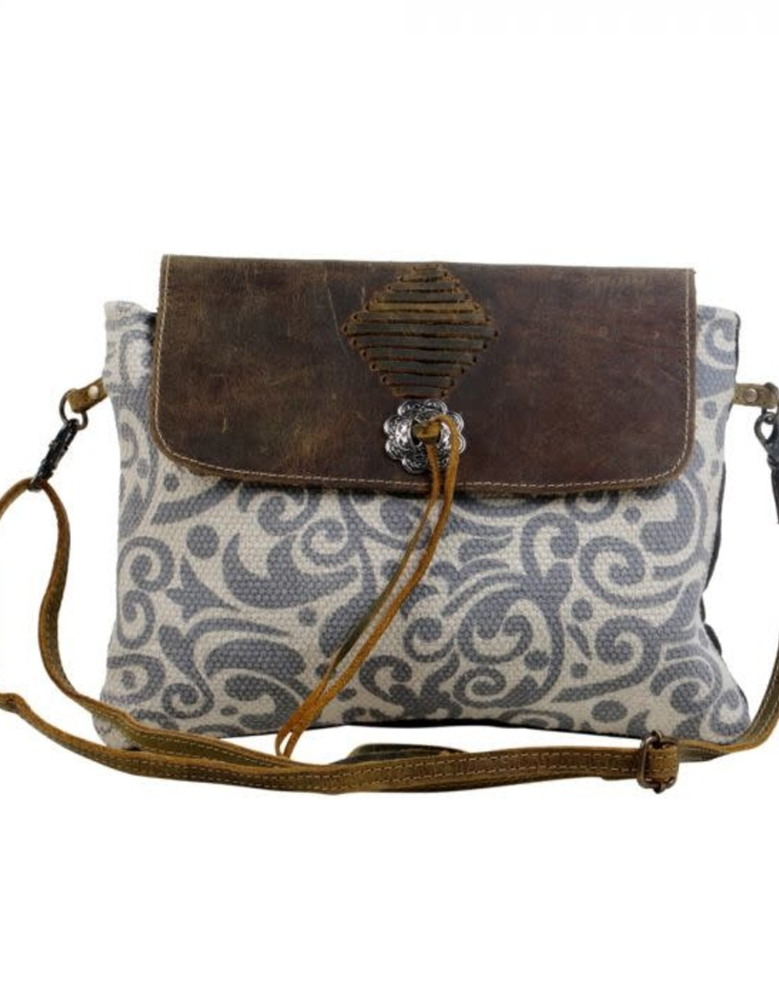 - Ivy Patterned Small & Crossbody Bag