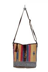 - Yellow Shoulder Bag