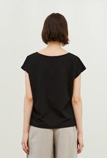 - Black Shell Top w/Side Slits