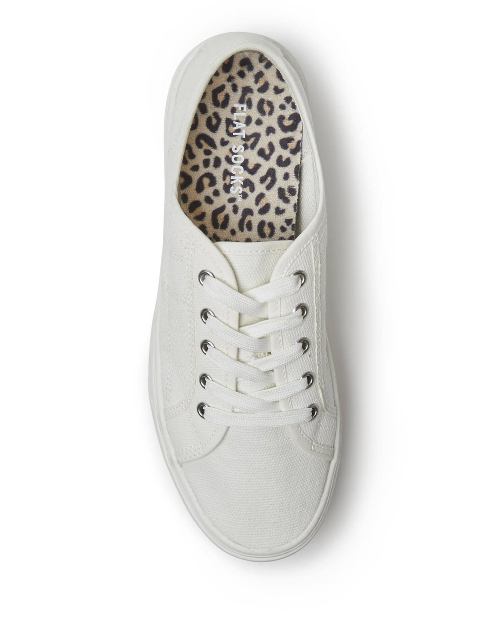 - Leopard Flat Socks