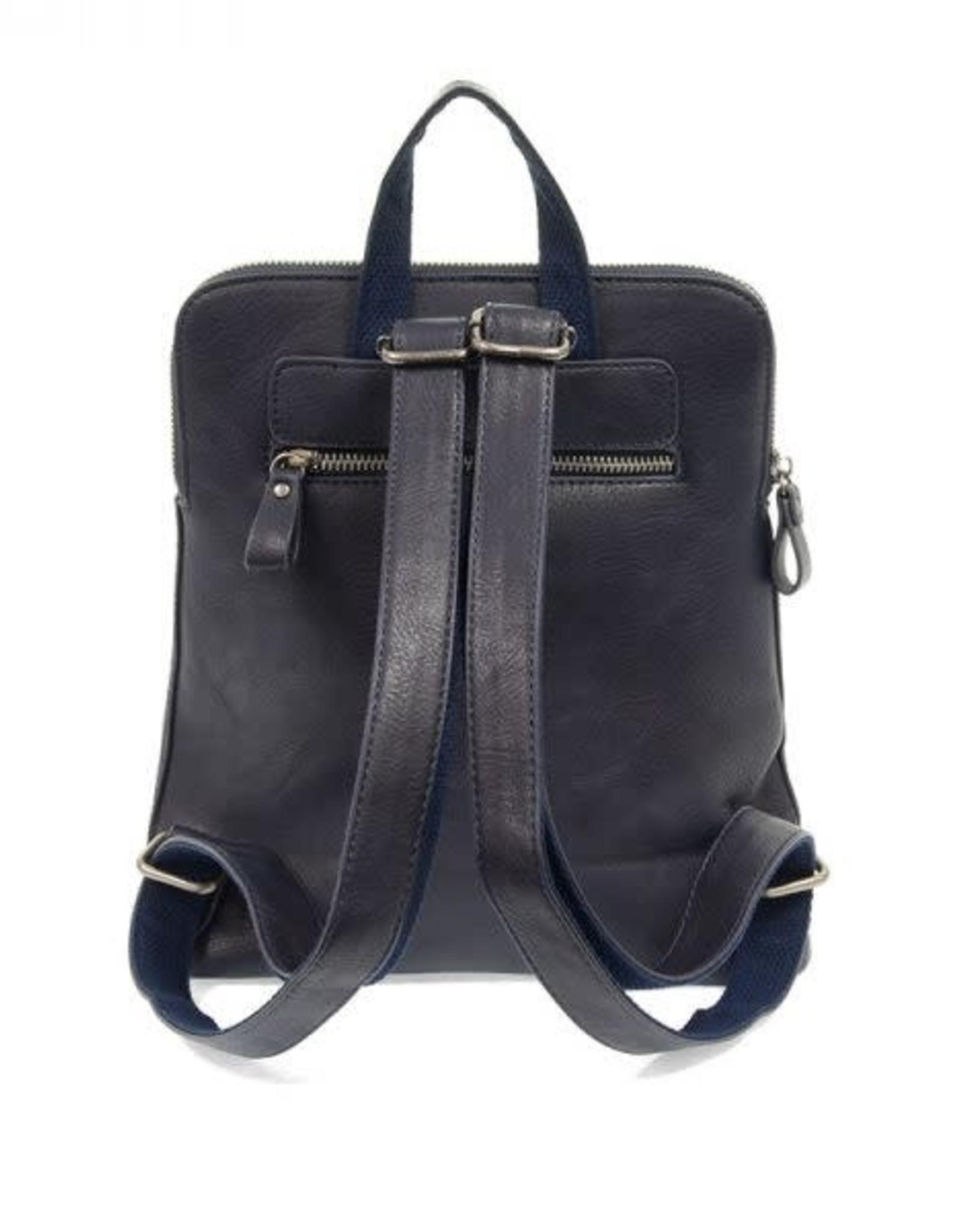 - Midnight Blue Mini Backpack