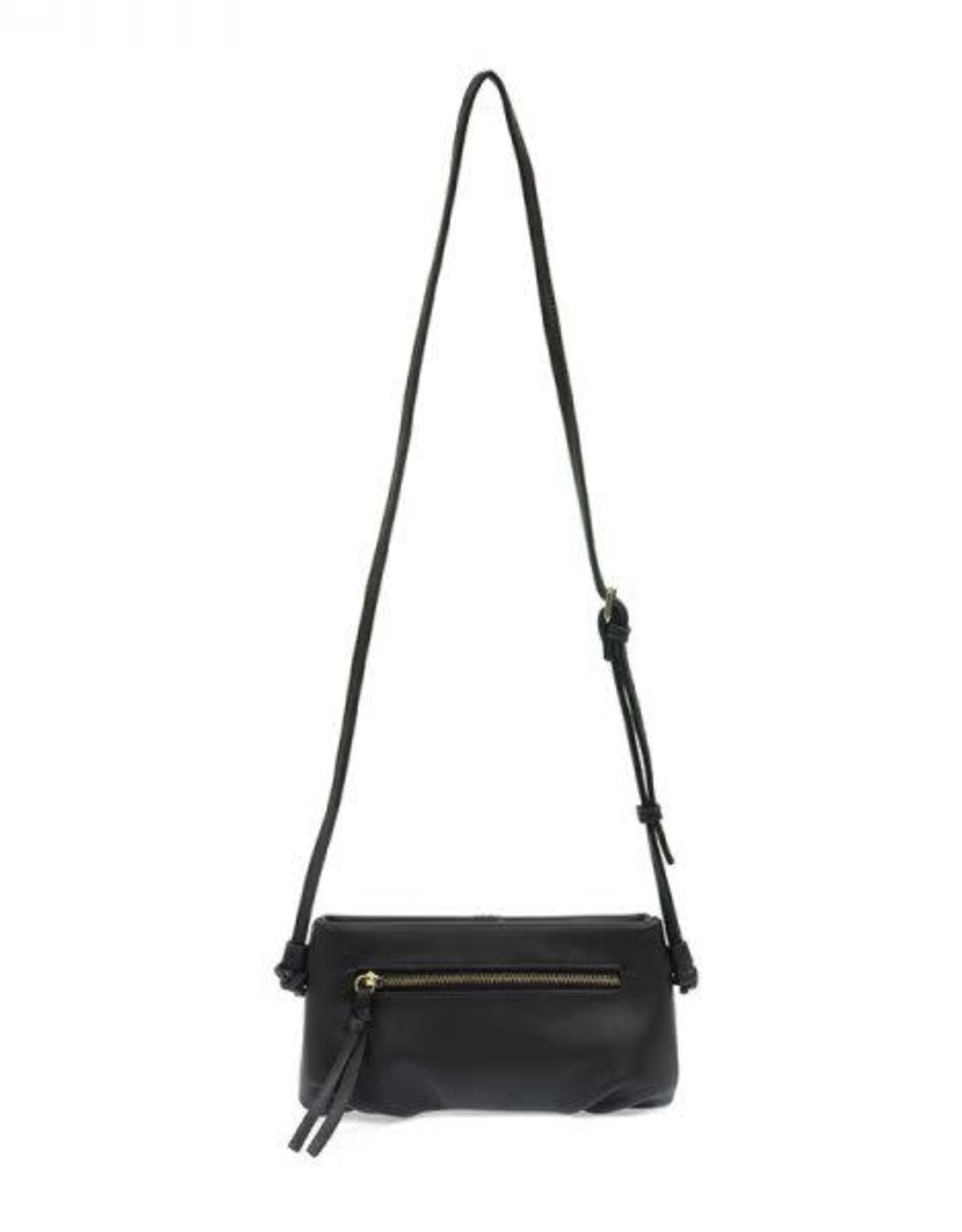 - Black Crossbody Cinch Bag