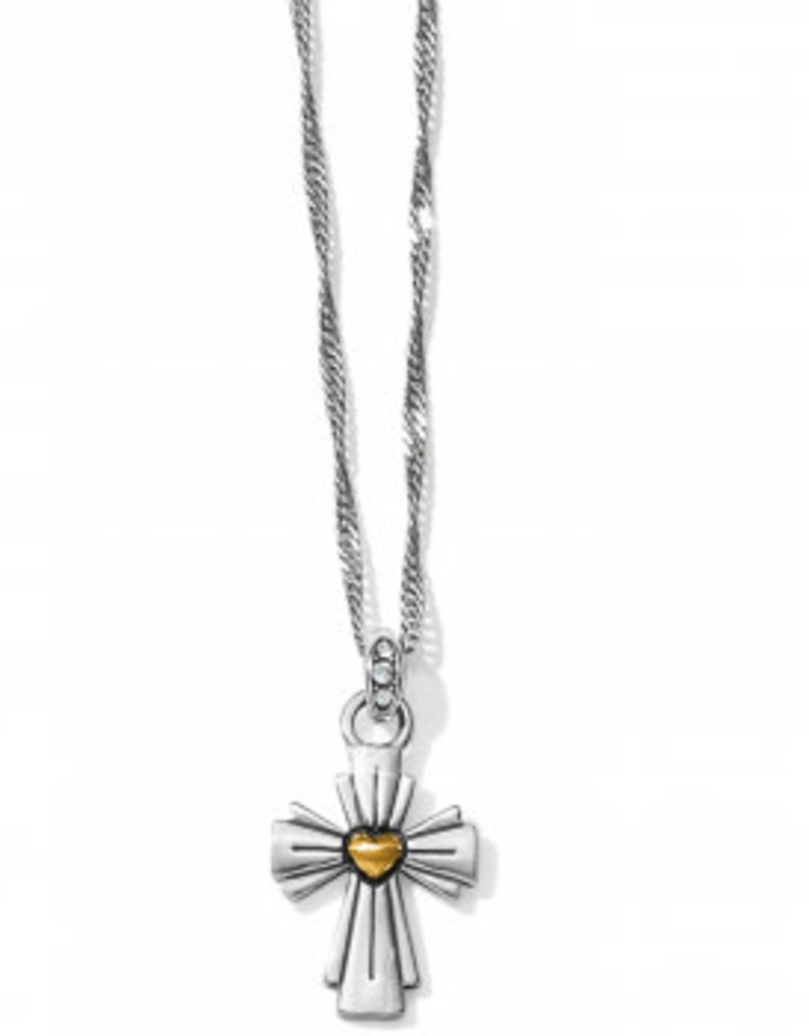 Brighton Wayfarers Cross Necklace