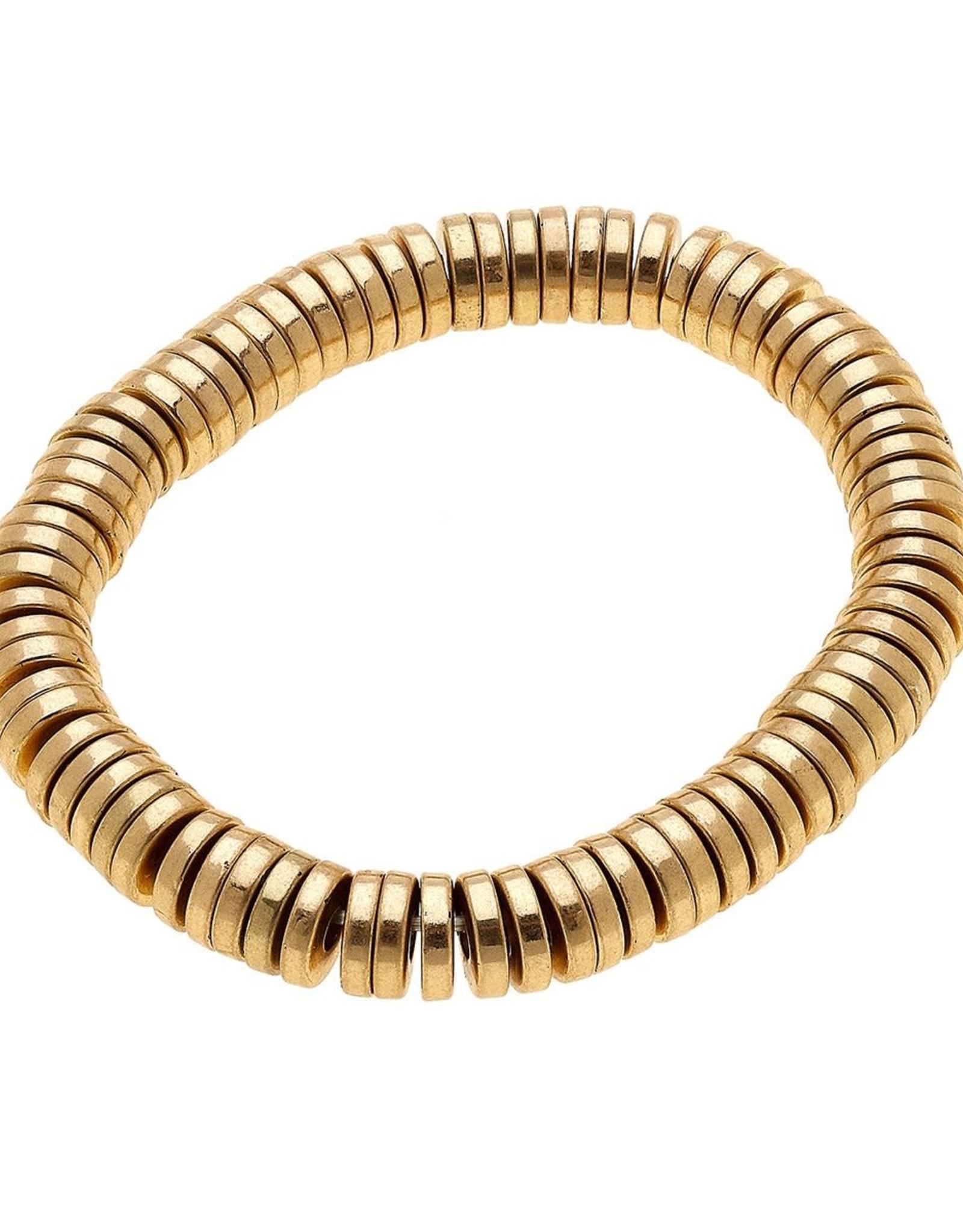 - Gold Bracelet
