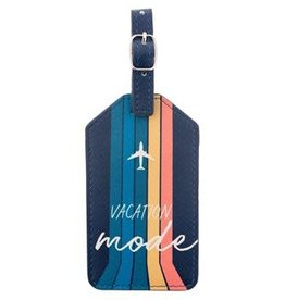 - Vacation Mode Luggage Tag