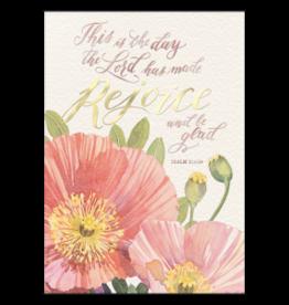 - Rejoice & Be Glad Birthday Card