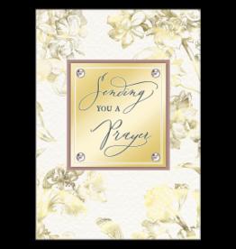 - Sending a Prayer Sympathy Card