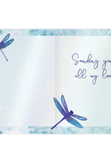 - Dragonfly Thinking of You Card