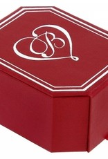 Brighton Interlok Petite Post Drop Earrings Gift Box