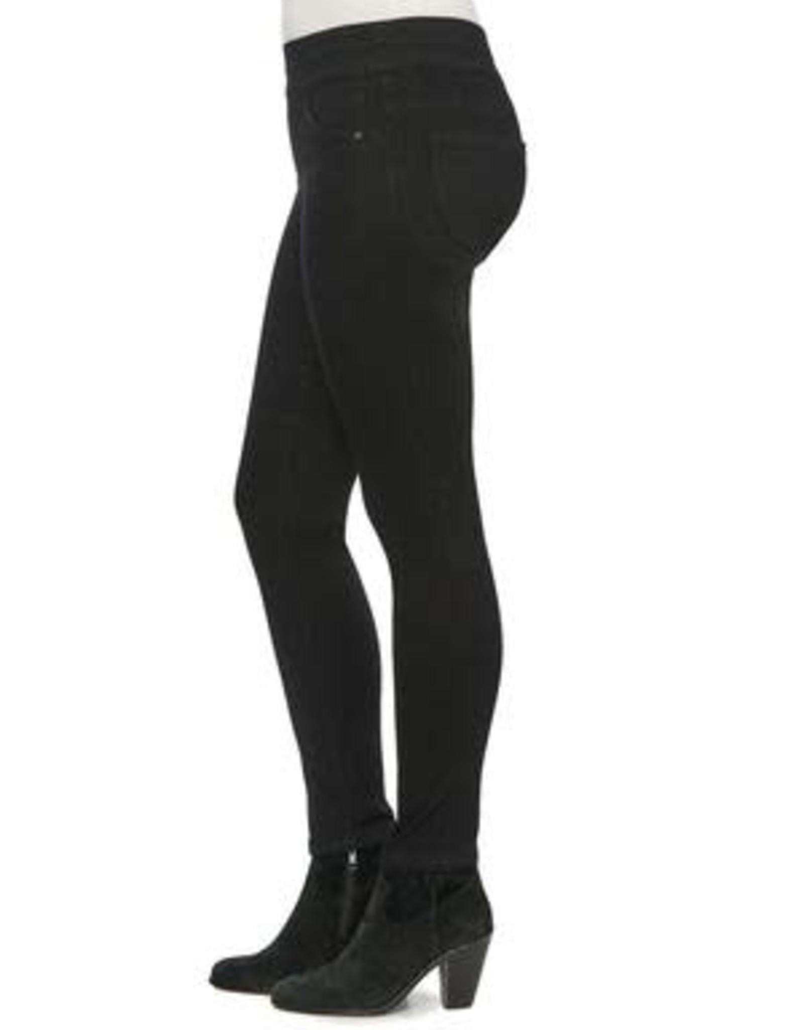 Democracy Black Pull-On Skinny Ankle Jean