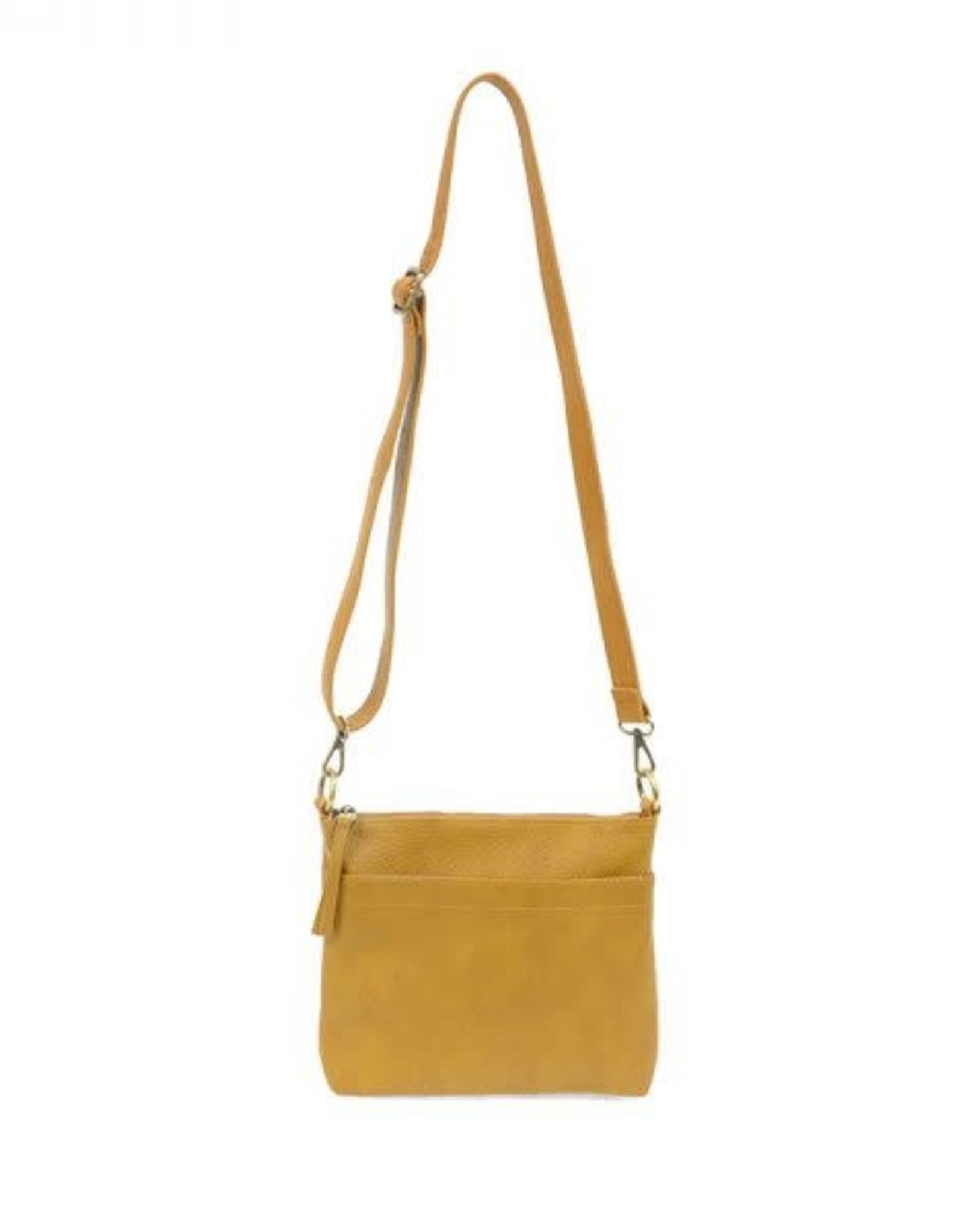 Dijon Layla Top Zip Crossbody Bag