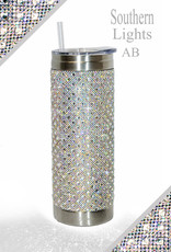- Southern Lights Bubbles & Bling Tumbler