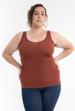 - Sienna RELAXED Reversible Neckline Tank