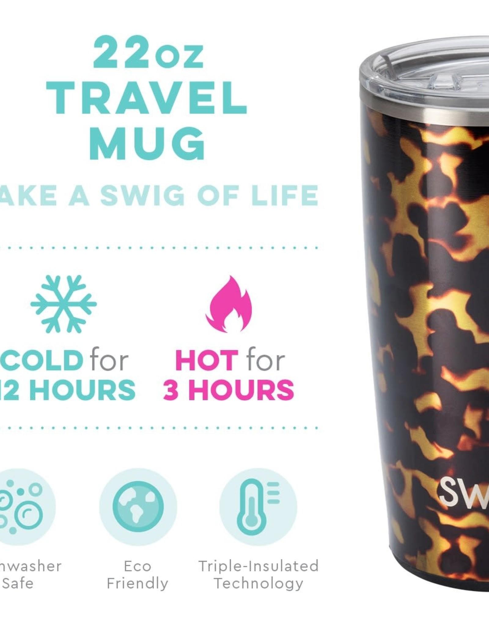 Bombshell Travel Mug 22oz.