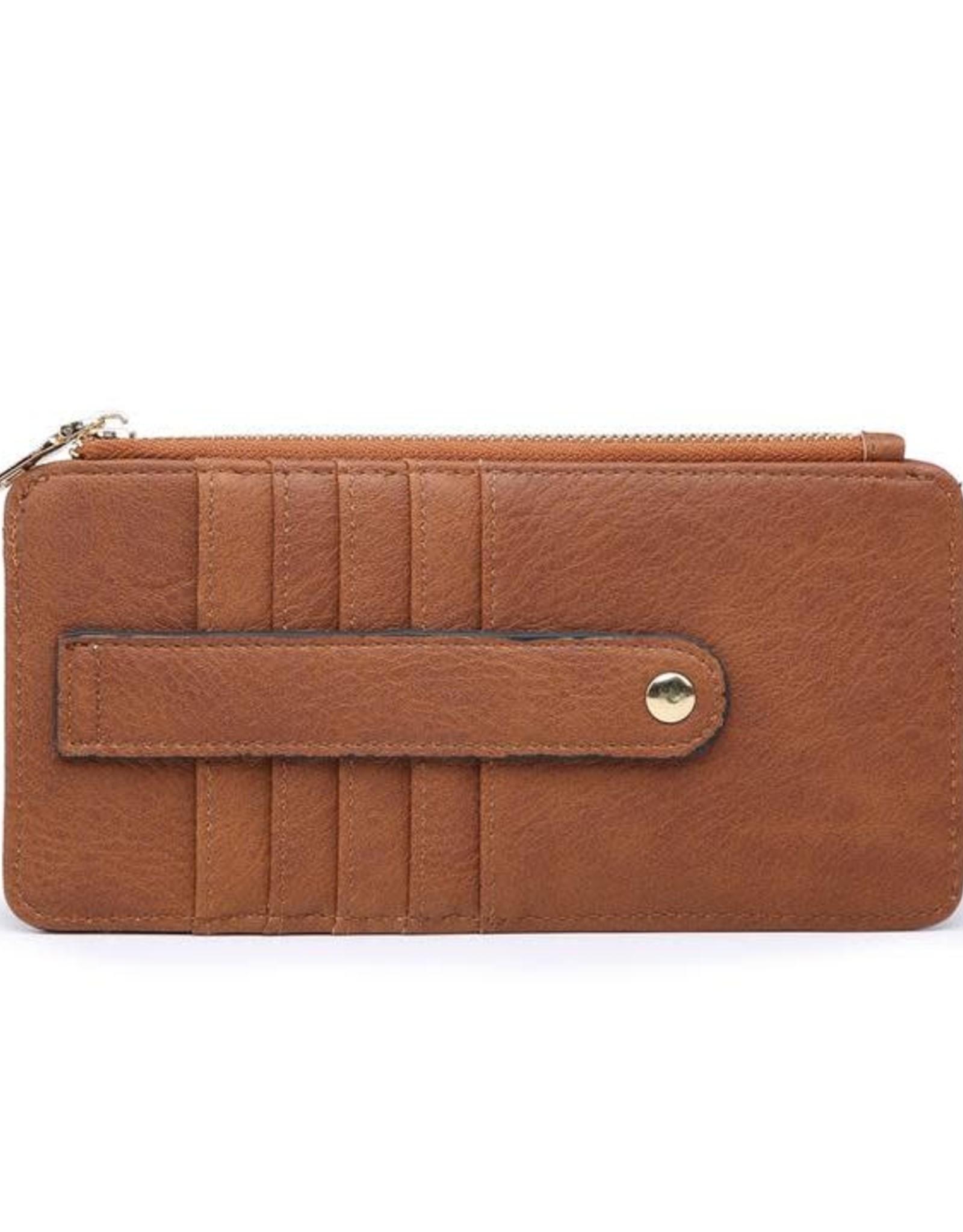 - Brown Credit Card Sleeve