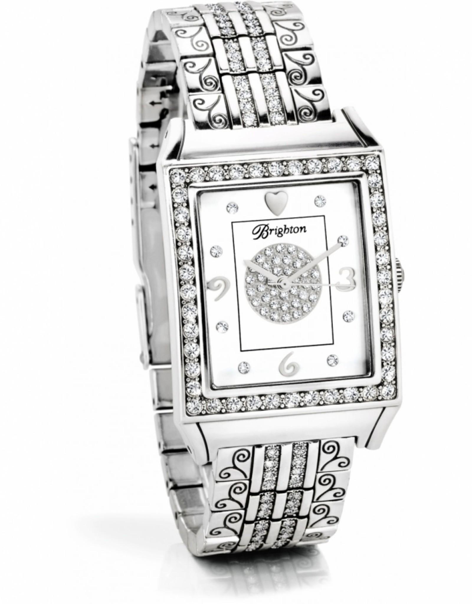 Brighton Diamond Bar Watch