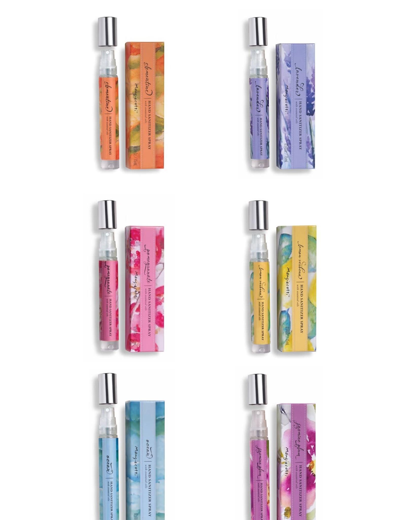 Lemon Verbena Hand Sanitizer Spray